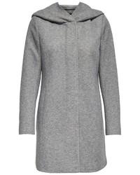 grauer Mantel von Only