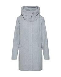 grauer Mantel von Tom Tailor Denim
