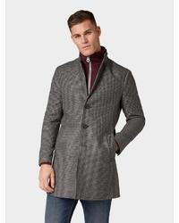 grauer Mantel von Tom Tailor