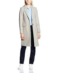 2e809f92a5622b Modische grauen Mantel für Damen von Tommy Hilfiger für Winter 2019 ...