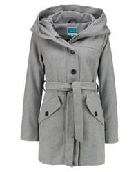 grauer Mantel von TWINTIP