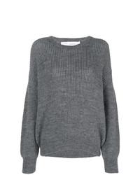 grauer Oversize Pullover von IRO