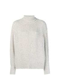 grauer Oversize Pullover von Isabel Marant