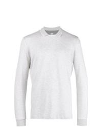 grauer Polo Pullover von Eleventy