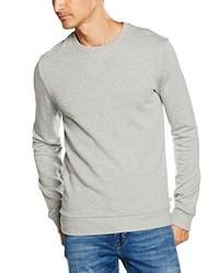 grauer Pullover von Benetton