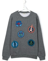 grauer Pullover von Kenzo