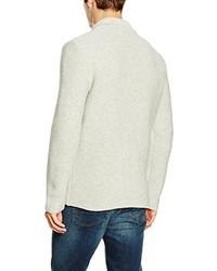 grauer Pullover von Luis Trenker