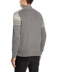 grauer Pullover von Napapijri