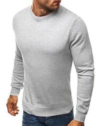 grauer Pullover von OZONEE