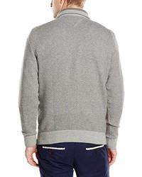 grauer Pullover von Tommy Hilfiger