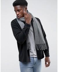 grauer Schal von Asos
