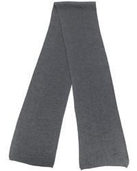 grauer Schal von Canali