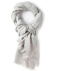 grauer Schal von Emporio Armani