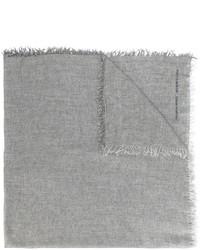 grauer Schal von Ermanno Scervino