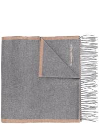 grauer Schal von Ermenegildo Zegna