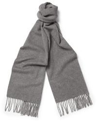 grauer Schal von J.Crew