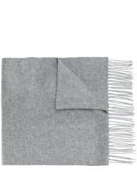 grauer Schal von Lanvin