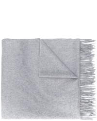 grauer Schal von Max Mara