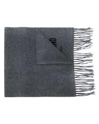 grauer Schal von Moschino