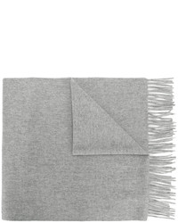 grauer Schal von N.Peal