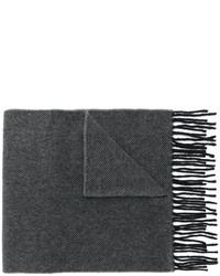 grauer Schal von Paul Smith