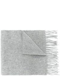 grauer Schal von Pringle