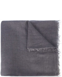 grauer Schal von Rick Owens