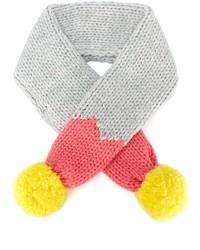 grauer Schal von Stella McCartney