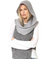grauer Strick Schal von Kate Spade