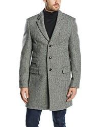 grauer Überzug von Calvin Klein