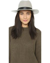 grauer Wollhut von Hat Attack