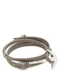 graues Armband