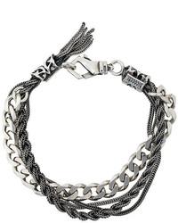 graues Armband von Emanuele Bicocchi
