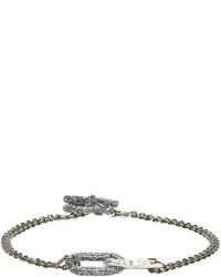 graues Armband von Pearls Before Swine
