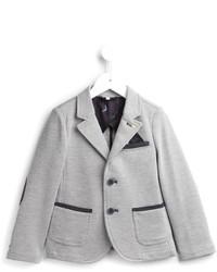 graues Baumwollsakko von Armani Junior