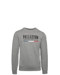 graues bedrucktes Sweatshirt von Palladium