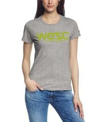 graues Hemd von Wesc