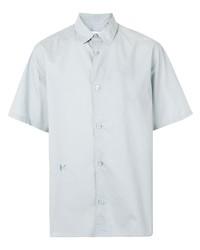 graues Kurzarmhemd von Kenzo