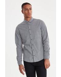 graues Langarmhemd von BLEND