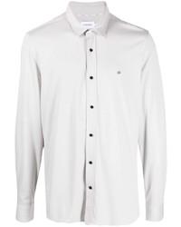 graues Langarmhemd von Calvin Klein
