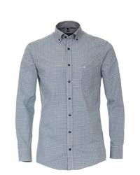 graues Langarmhemd von Casamoda