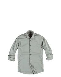 graues Langarmhemd von EMILIO ADANI
