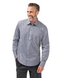 graues Langarmhemd von MARCO DONATI