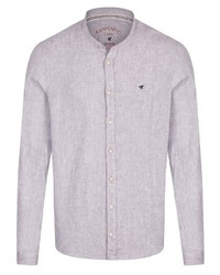 graues Langarmhemd von Pure