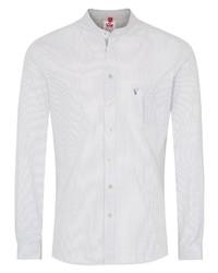 graues Langarmhemd von SPIETH & WENSKY