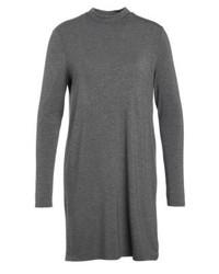 Graues Schwingendes Kleid von Noisy May