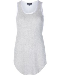 graues Strick Trägershirt von Rag & Bone