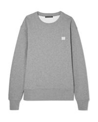 graues Sweatshirt von Acne Studios