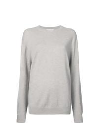 graues Sweatshirt von Alexandra Golovanoff