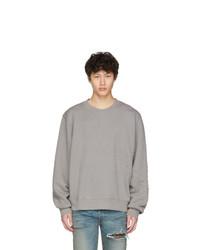 graues Sweatshirt von Amiri